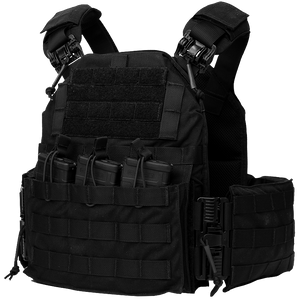 Rapid Deployment Plate Carrier with SERE