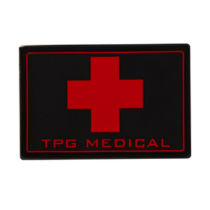 TPG Medical PVC Patch