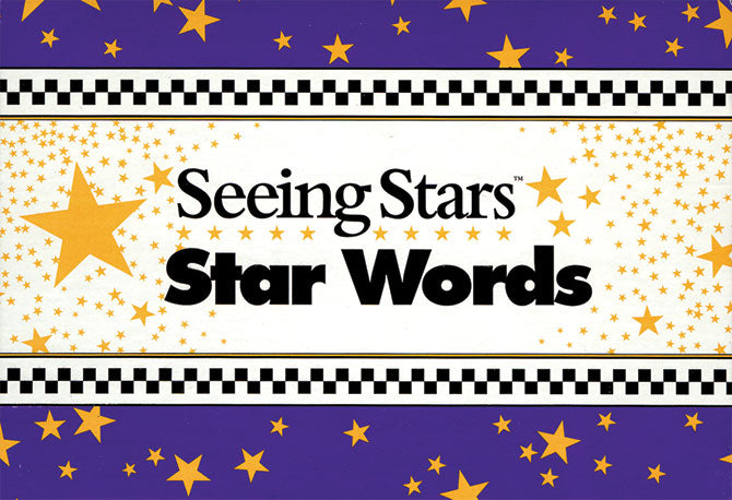 Seeing Stars® Star Words Box 501-1000