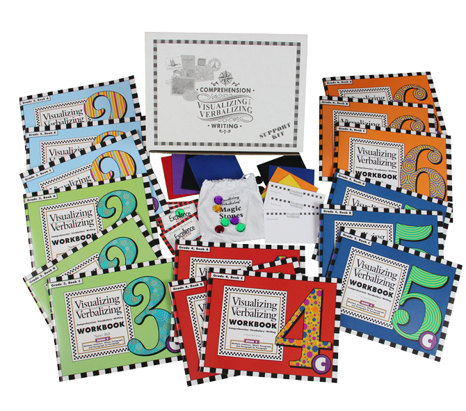 V/V® Support Kit - V/V Workbooks