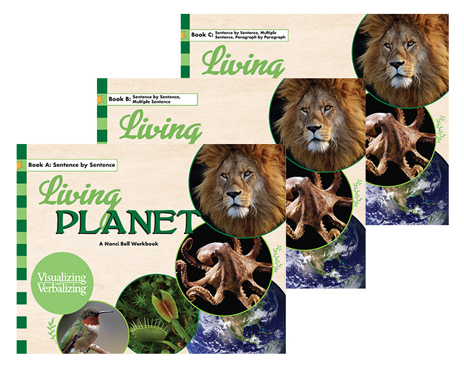 V/V® Comprehension Workbooks - Grade 5: Living Planet