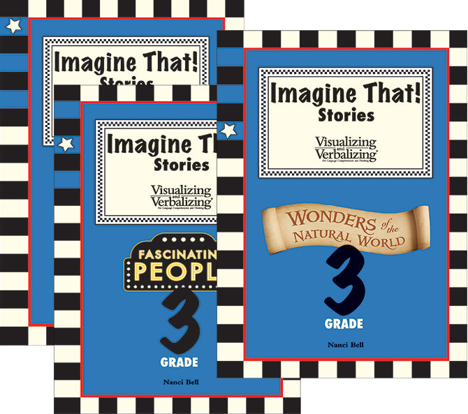Imagine That! Grade 3 Collection