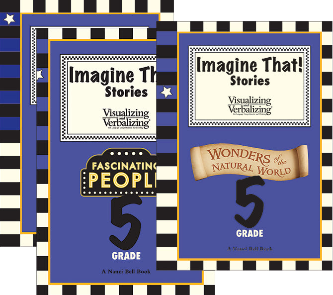 Imagine That! Grade 5 Collection