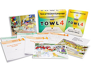 Test of Written Language - Fourth Edition (TOWL-4)