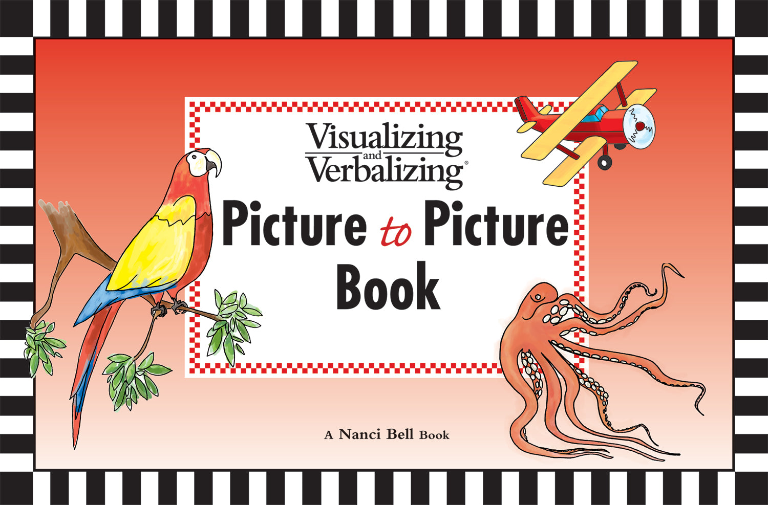 Picture to Picture Easel Book