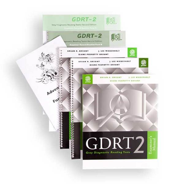 Gray Diagnostic Reading Tests - Second Edition (GDRT-2)