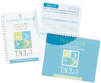 Test for Auditory Comprehension of Language - Third Edition (TACL-3) Profile/Examiner Record Booklets (25)