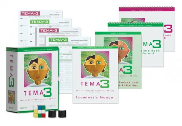 Test of Early Mathematics Ability - Third Edition (TEMA-3)