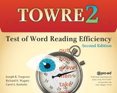 Test of Word Reading Efficiency - Second Edition (TOWRE-2)