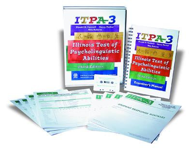 Illinois Test of Psycholinguistic Abilities - Third Edition (ITPA-3)