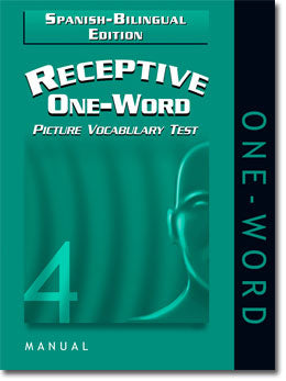 Receptive One Word Picture Vocabulary Test - Fourth Edition (ROWPVT-4) Spanish-Bilingual