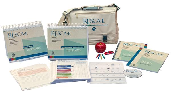Receptive, Expressive, and Social Communication Assessment - Elementary (RESCA-E)