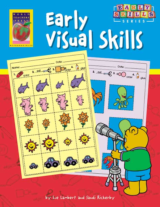 Early Skills Series: Early Visual Skills