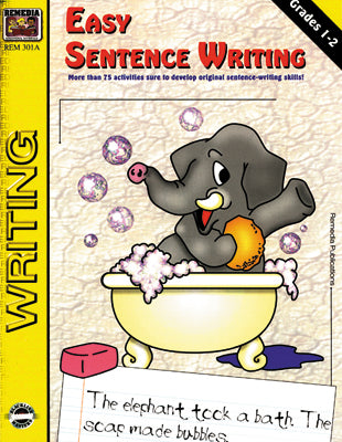 Easy Sentence Writing