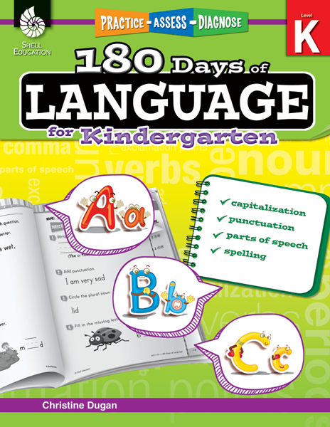 180 Days of Language