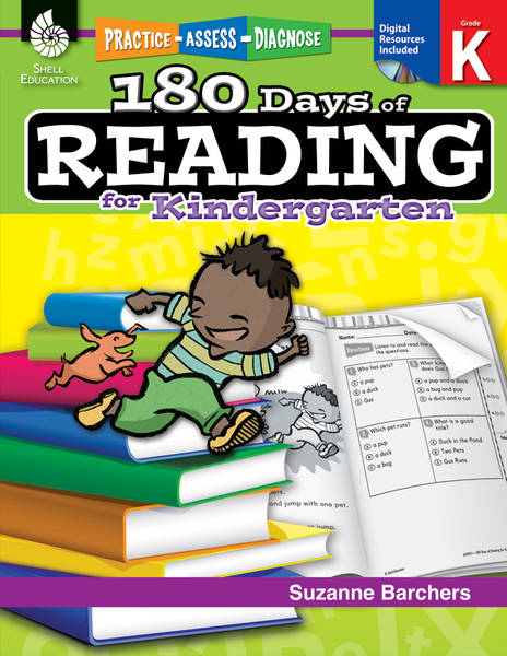 180 Days of Reading: Grades K - 6