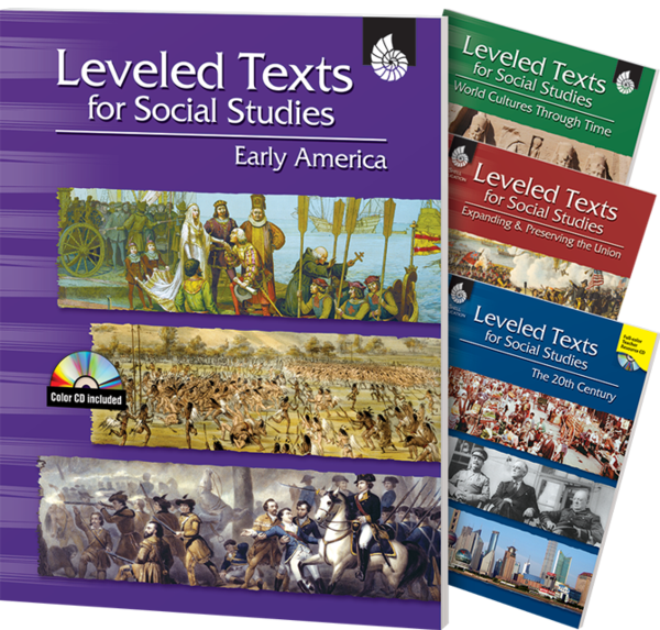 Leveled Texts for Social Studies
