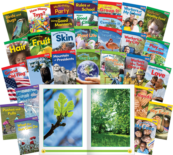 TIME FOR KIDS® Informational Text Grade K Readers