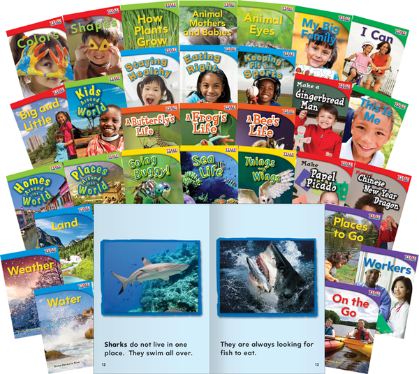 TIME FOR KIDS® Informational Text Grade 1 Readers