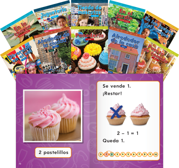 Common Core Mathematics Spanish
