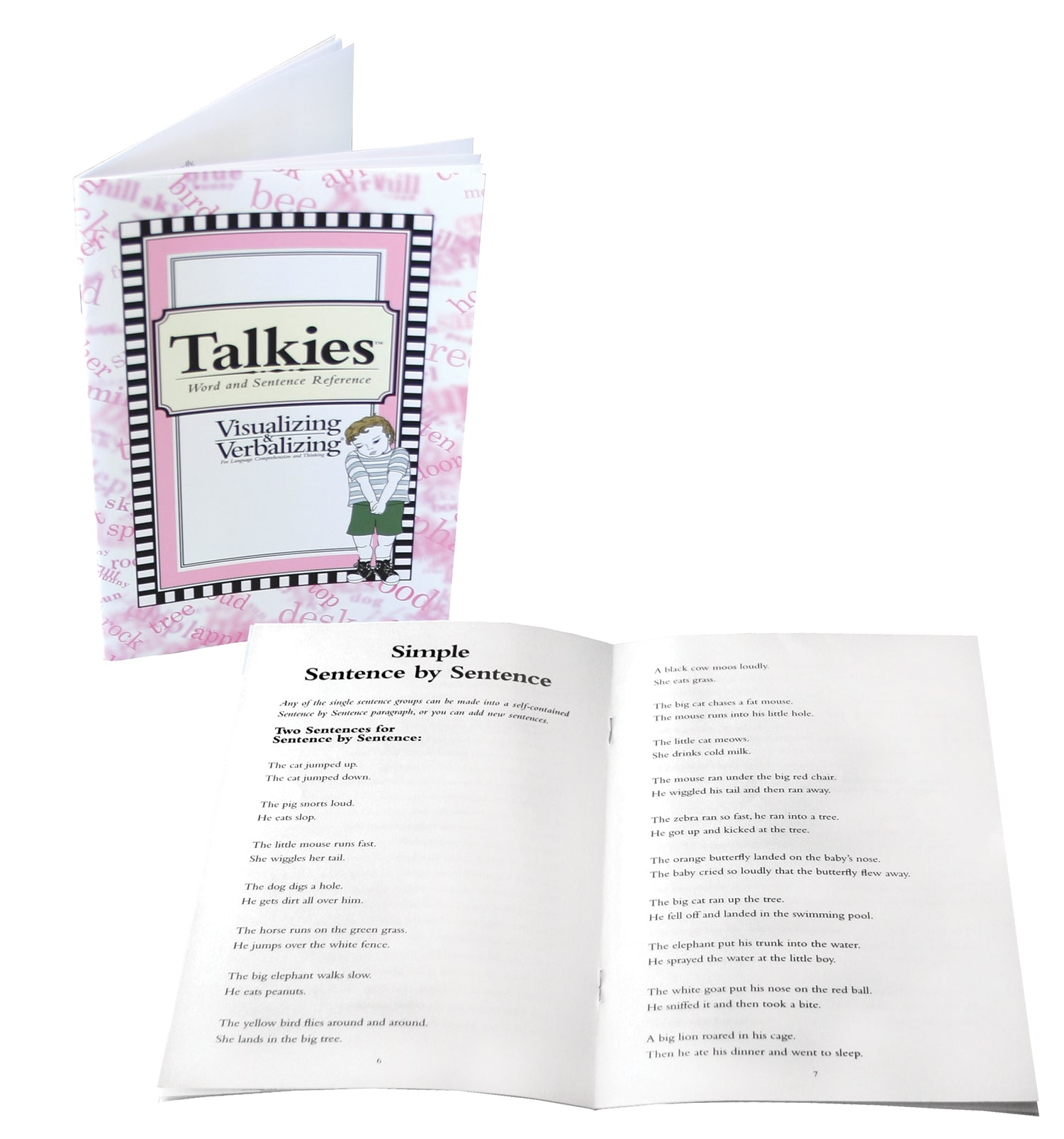 Talkies® Reference Booklet