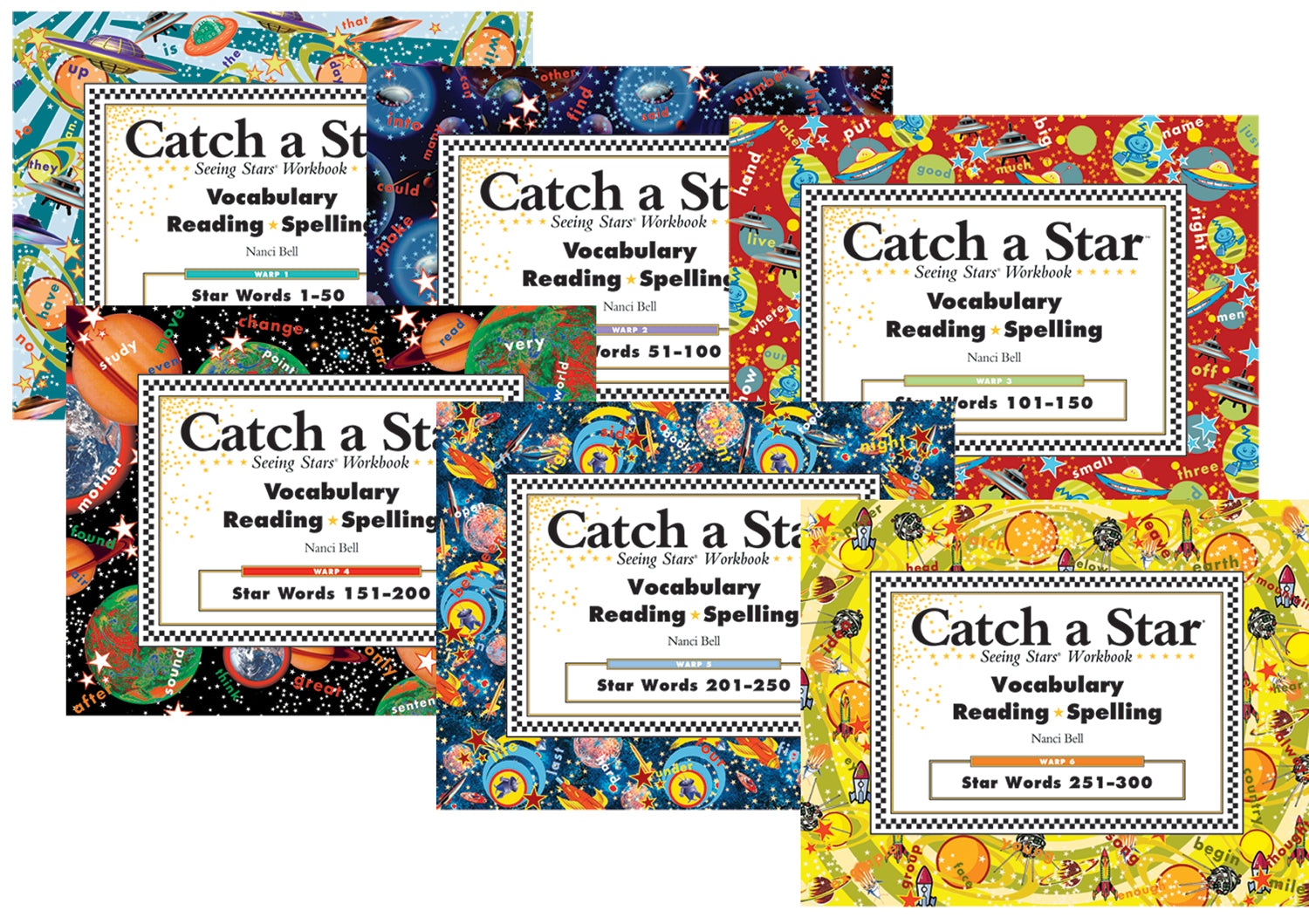 Catch a Star® Workbooks