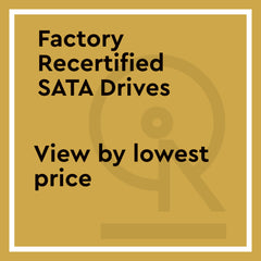 factory recertified drives