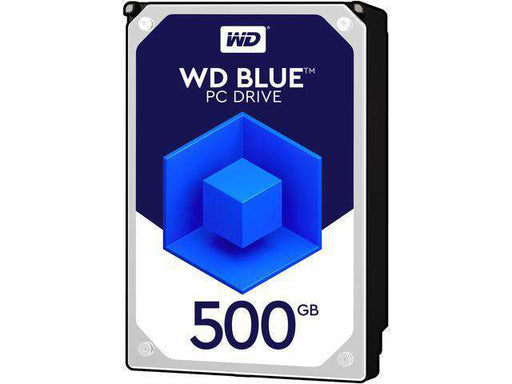 "Western Digital Blue WD5000LPVX 500GB 5.4K RPM SATA 6Gb/s 2.5"" Hard Drive"