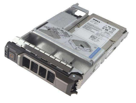 "Dell G13 51VK0 2.4TB 10K RPM SAS 12Gb/s 512e 2.5"" to 3.5"" Hybrid Hard Drive"