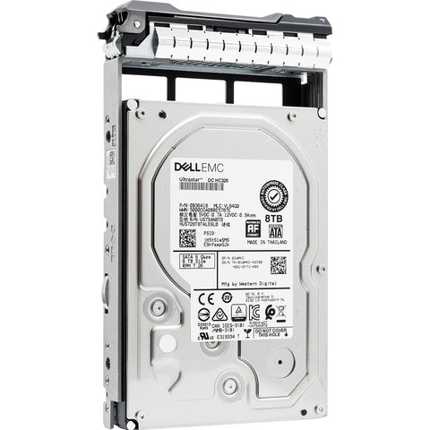 Dell G13 400-AHID 8TB 7.2K RPM SATA 6Gb/s 512e 3.5in Hard Drive