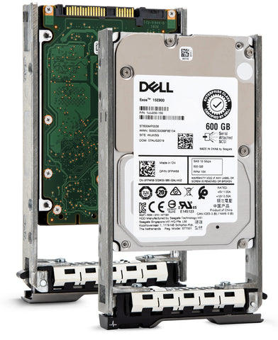 "Dell G13 400-AJRF 600GB 15K RPM SAS 12Gb/s 512n 2.5"" Hard Drive"