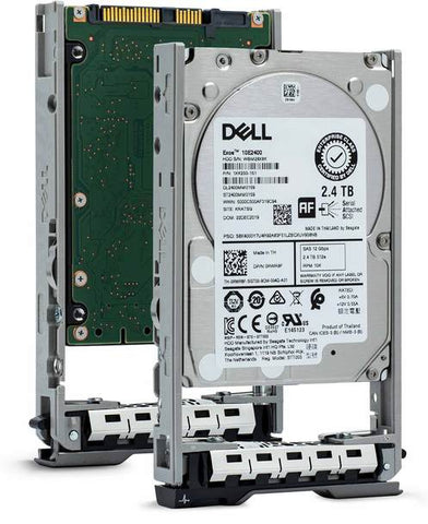 "Dell G13 09F0N8 2.4TB 10K RPM SAS 12Gb/s 512e 2.5"" Hard Drive"
