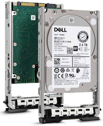 "Dell G13 0GND9R 2.4TB 10K RPM SAS 12Gb/s 512e 2.5"" HDD"