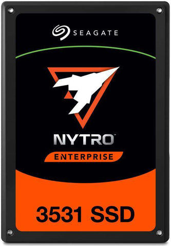"Seagate Nytro 3531 XS800LE70014  800GB SAS 12Gb/s 2.5"" SED Mixed Use Manufacturer Recertified SSD"
