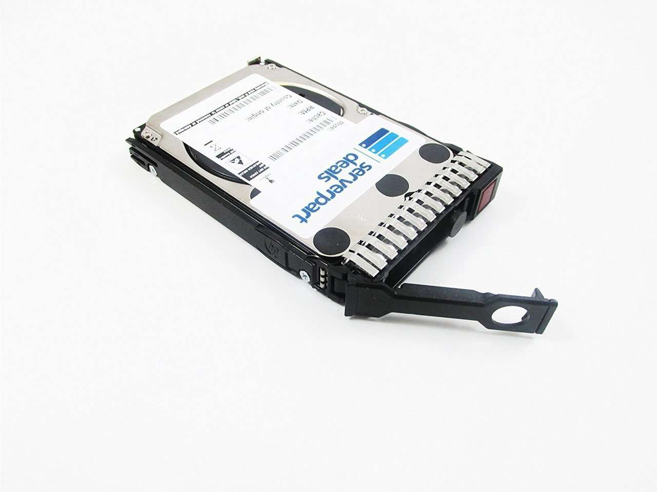"HP Compatible Gen8 EH0300FCBVC 300GB 15K RPM SAS-6Gb/s 2.5"" Manufacturer Recertified HDD"