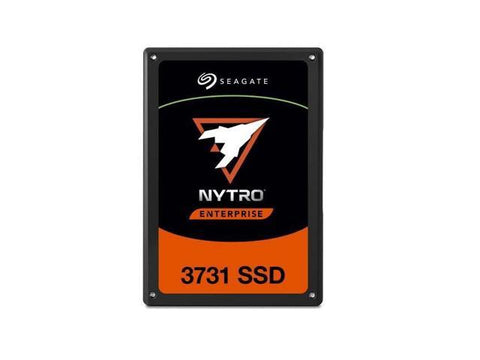 "Seagate Nytro 3731 XS400ME70004 400GB SAS 12Gb/s 2.5"" Dual Port Write Intensive Manufacturer Recertified SSD"