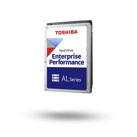 "Toshiba AL15SE AL15SEB24EP 2.4TB 10K RPM SAS 12Gb/s 4Kn 128MB 2.5"" Manufacturer Recertified HDD"
