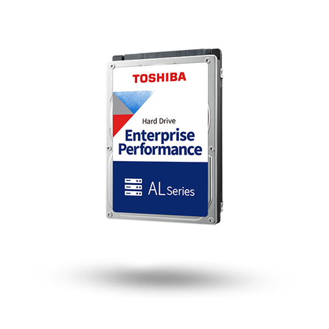 "Toshiba AL15SEB AL15SEB120N 1.2TB 10K RPM SAS 12Gb/s 512n 128MB 2.5"" Manufacturer Recertified HDD"