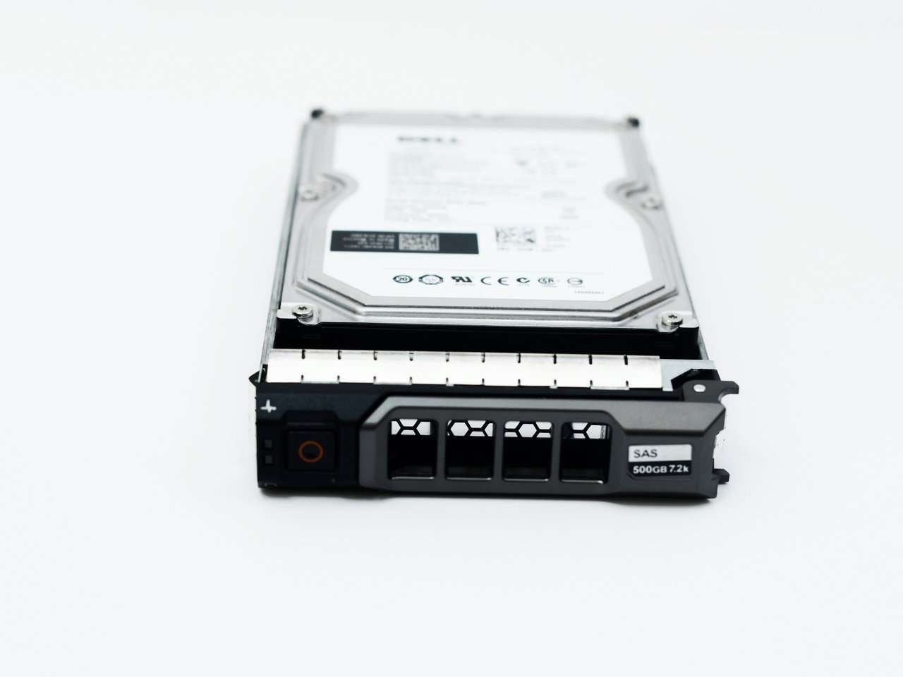 "Dell YP778 300GB 15K RPM 3.5"" SAS-3Gb/s HDD"