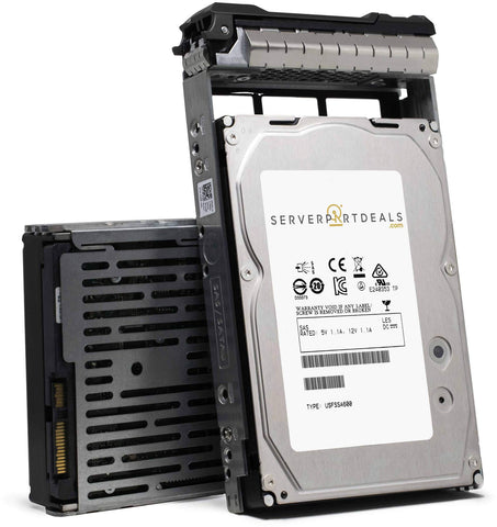 "Dell Compatible G13 R527R 600GB 15K RPM SAS-6Gb/s 3.5"" Hard Drive"
