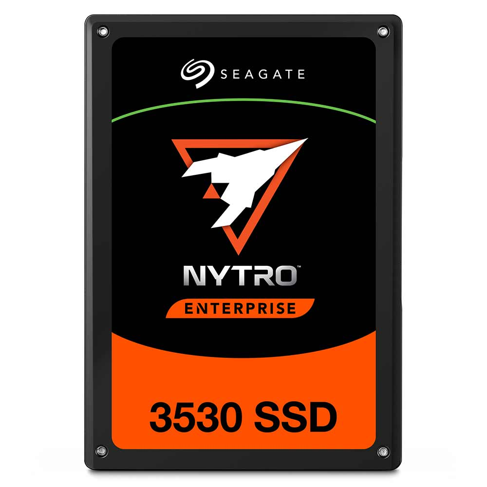 "Seagate Nytro 3530 XS6400LE70023 6.4TB SAS 12Gb/s 2.5"" Manufacturer Recertified SSD"