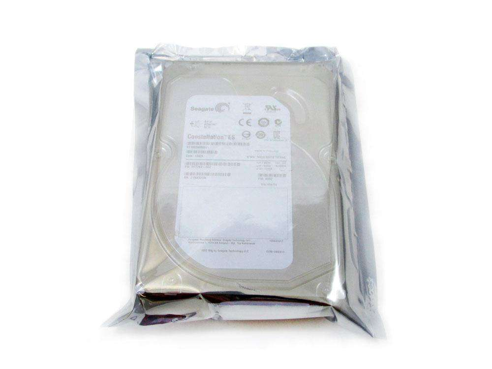 "Seagate Constellation ST1000NM0001 1TB 7.2K RPM SAS 64MB 3.5"" HDD"