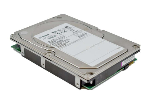 "Seagate Cheetah 10K.6 ST3146807FC 146.8GB 10K RPM FC 2Gb/s 8MB Cache 3.5"" Manufacturer Recertified HDD"