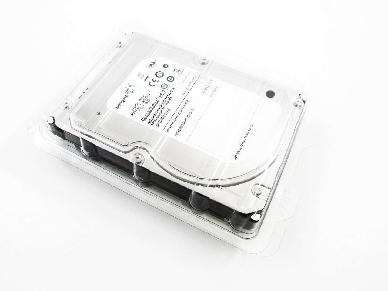 "Seagate Constellation ES.2 ST32000645SS 2TB 7.2K RPM SAS-6Gb/s 64MB 3.5"" Manufacturer Recertified HDD"