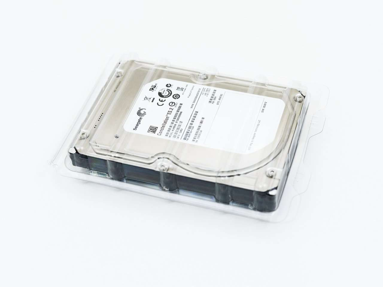"Seagate Constellation ES.2 ST33000650NS 3TB 7.2K RPM SATA-6Gb/s 64MB 3.5"" Manufacturer Recertified HDD"
