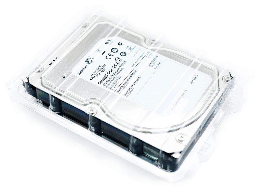 "Seagate Constellation ES.2 ST33000650SS 3TB 7.2K RPM SAS-6Gb/s 64MB 3.5"" Manufacturer Recertified HDD"