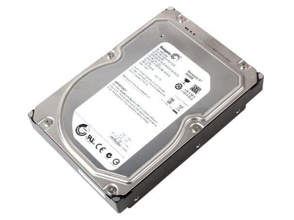 "Seagate Barracuda ST33000651AS 3TB 7.2K RPM SATA 64MB 3.5"" Hard Disk Drive"