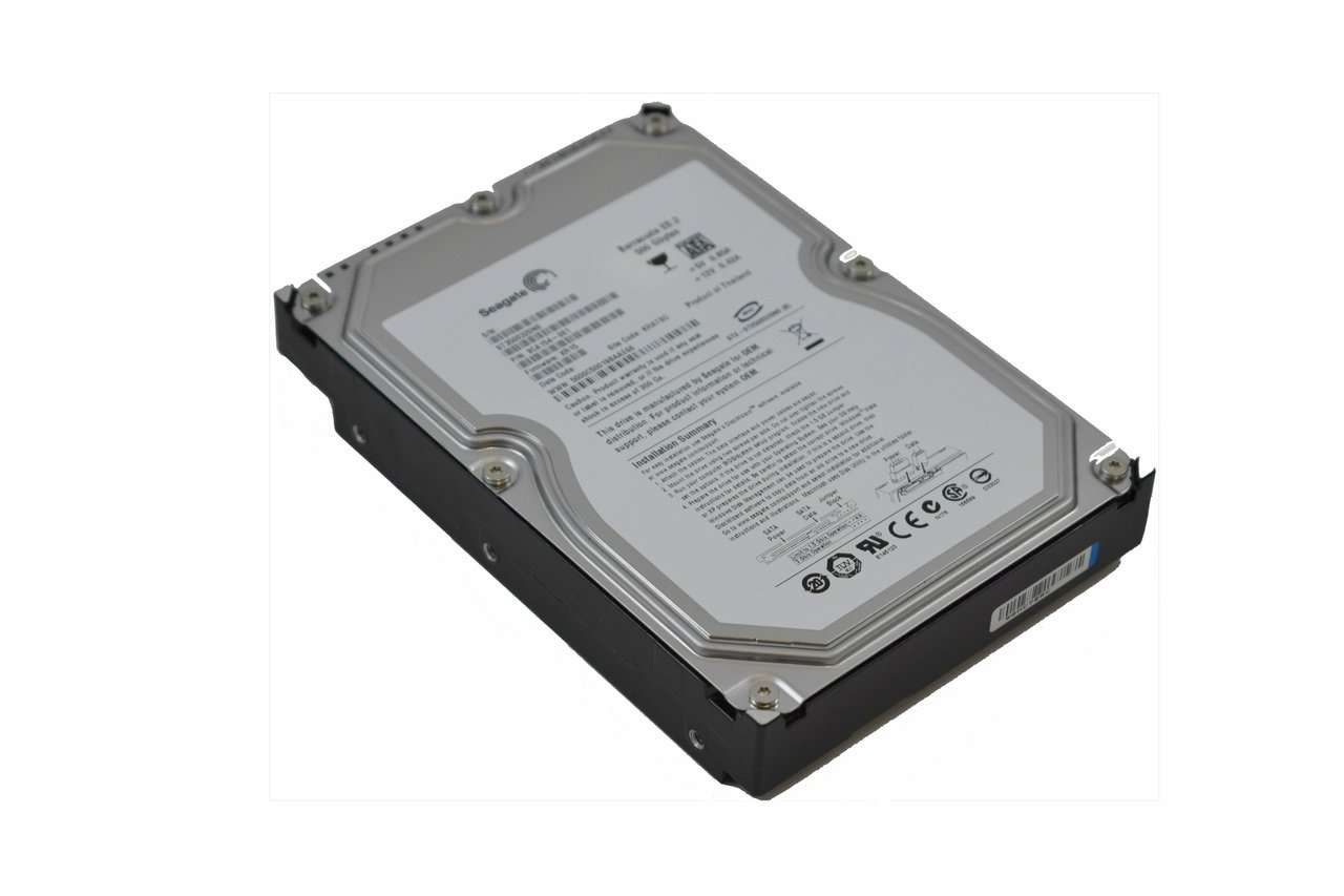 "Seagate Barracuda ST3500320NS 500GB 7.2K RPM SATA 32MB 3.5"" Manufacturer Recertified HDD"