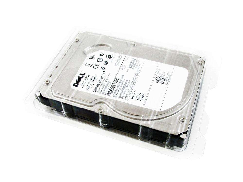 "Dell U717K 500GB 7.2K RPM SAS-6Gb/s 3.5"" Manufacturer Recertified HDD"