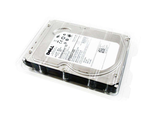 "Dell U717K 500GB 7.2K RPM SAS-6Gb/s 3.5"" Hard Drive"